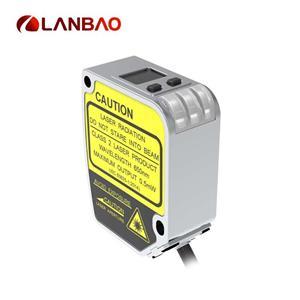 30VDC 50mm±15mm Range Laser Distance Measuring Sensor
