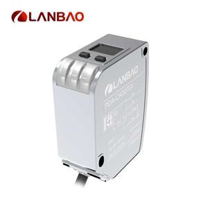 15μm@80mm 500μm@500mm Resolution Laser Distance Switch