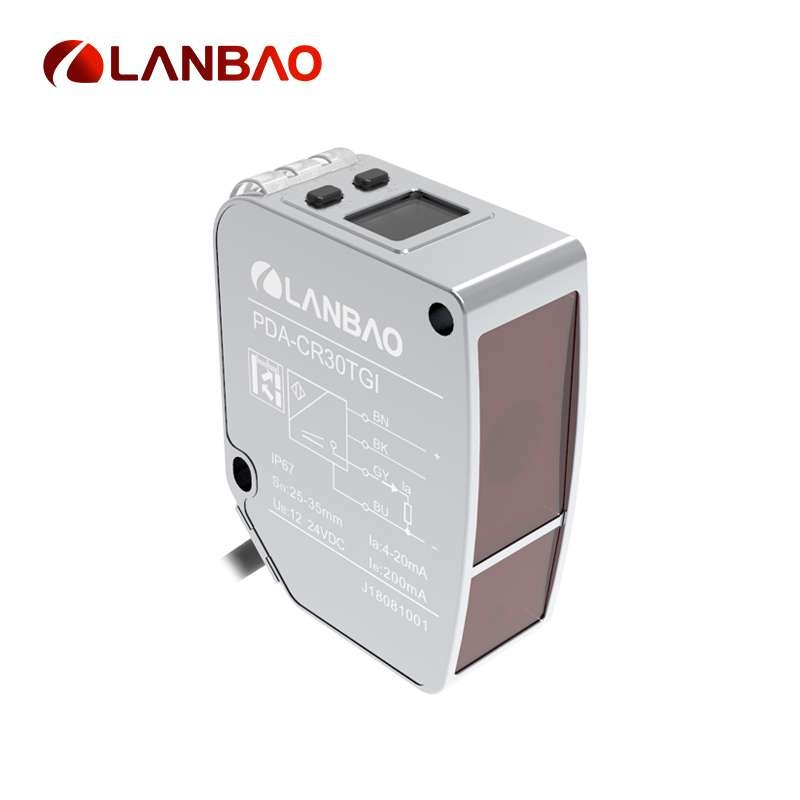30VDC CLASS II Laser Distance Measuring Switch