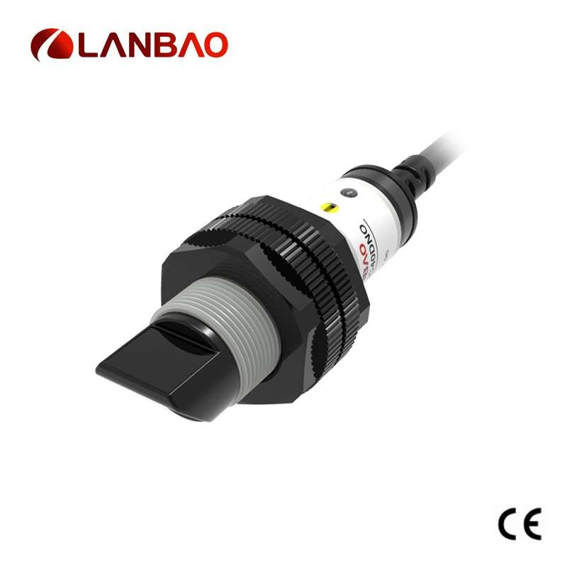 250VAC IP65 Retro Reflection Photoelectric Sensor