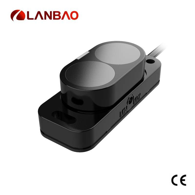 Square 2m Distance Diffuse Photoelectric Detector