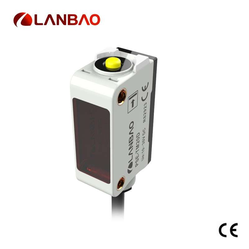Square 30cm 100cm Diffuse Photoelectric Sensor