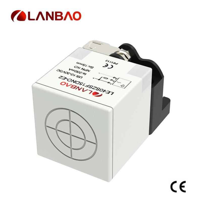 Square High Temperature Sensors 100 Degree