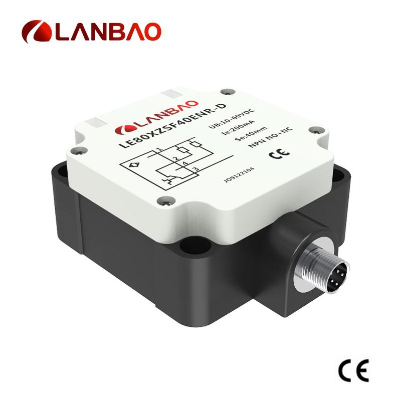 30VDC 50mm Distance Analog Output Sensor
