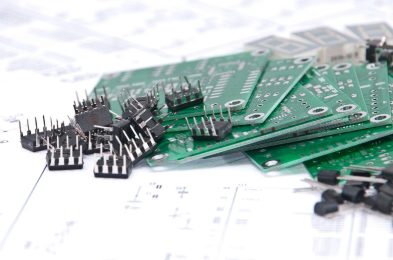 Electronics-IC component package
