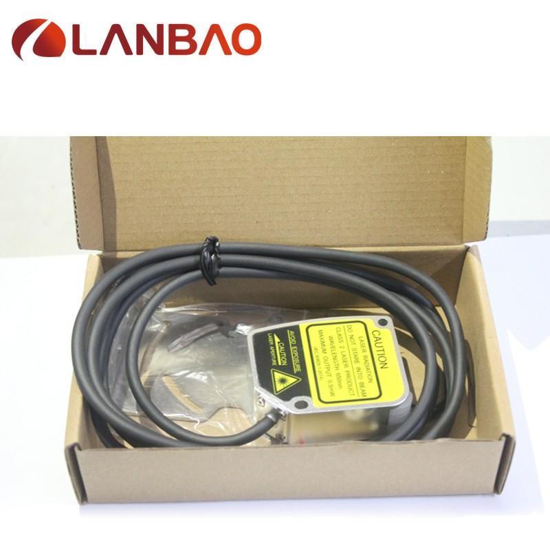 Lanbao Laser Range Sensor PDA Series