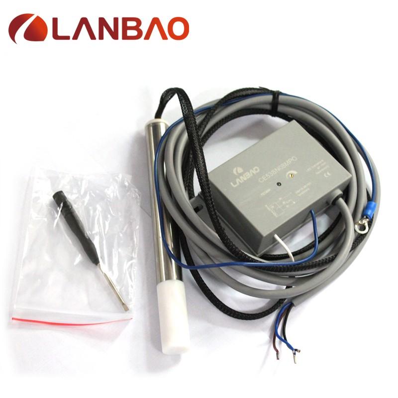 material level detection capacitve sensor 18-36VDC position switch sensor