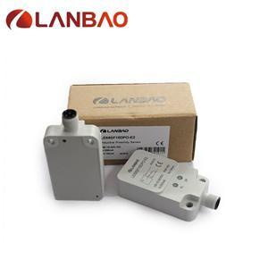 4 pin proximity sensor 15mm sensing distance square inductive sensor