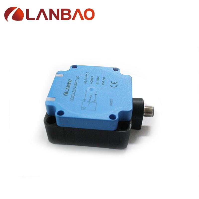 20-250V AC/DC 2 wires inductive switch sensor sensing distance 70mm position detection sensor