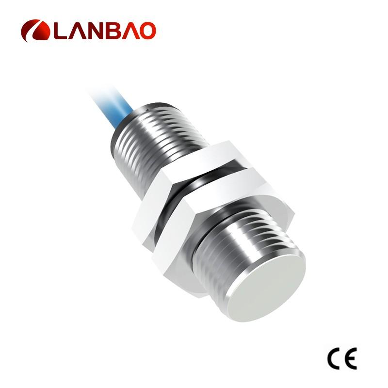 LANBAO NAMUR inductive sensor nick-copper alloy case material DC 8.2v position switch sensor
