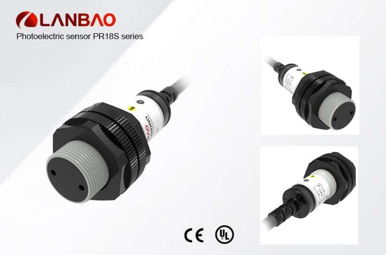 Cylindrical photoelectric sensor