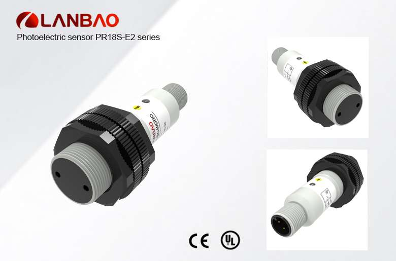 M18 photoelectric sensor