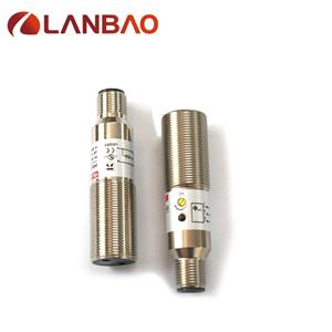 M18 Infrared detection sensor M12 connector 4 pin DC photoelectric switch sensor