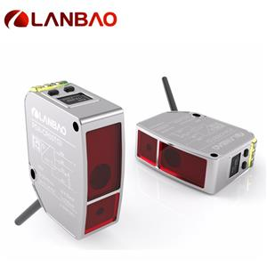 10-30V DC laser displascement measuring sensor