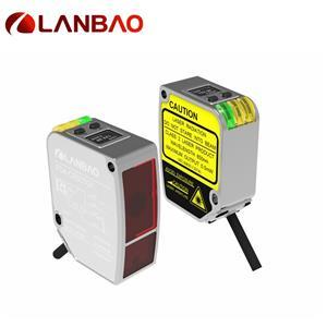 laser photoelectric switch sensor 50mm laser sensor RS485
