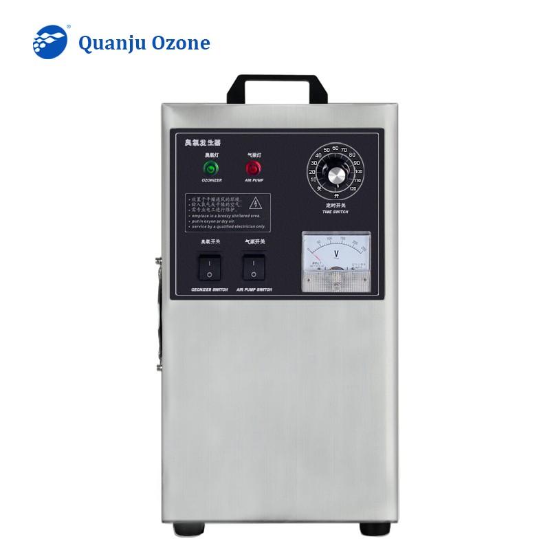 gerador de ozono doméstico