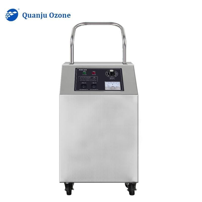 Gerador de Ozônio Móvel