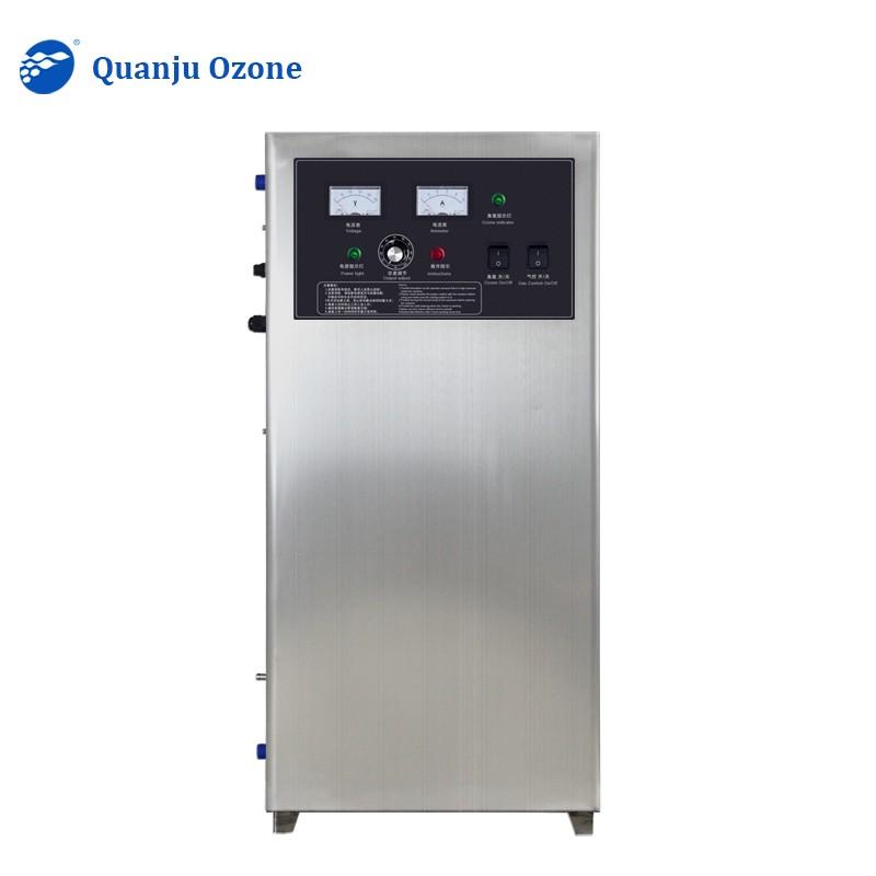 Gerador de Ozônio da Sala Fria
