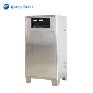 Macchina per la sterilizzazione dell'ozono per ghiaccio