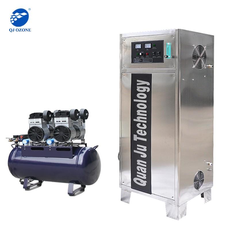 Gerador de Ozônio para Água Potável