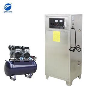 Gerador de Ozônio com alimentação de oxigênio