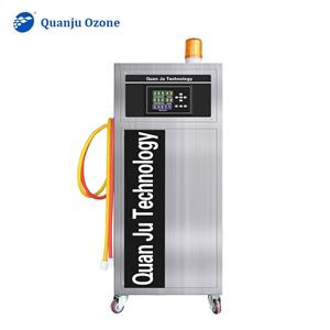Ozone Generator for Car Rental