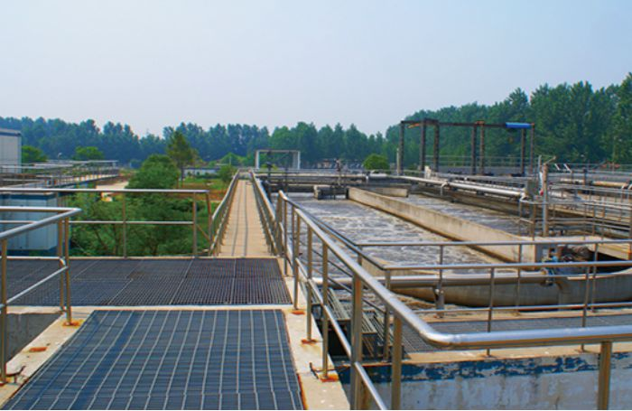 Ozone application in wastewater treatment