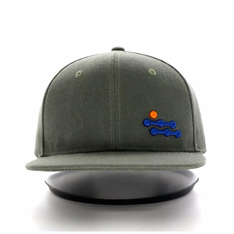 High Crown 80% Acrylic 20% Wool Snapback Hats