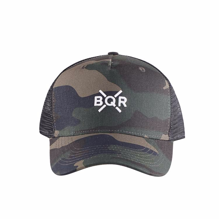 Hunting Army Green Camouflage Trucker Cap