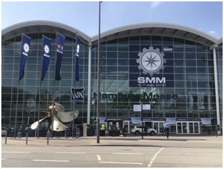 The world's biggest maritime show - SMM 2018