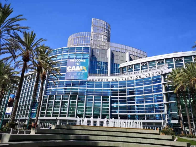 To show our FRP products on CAMX 2019