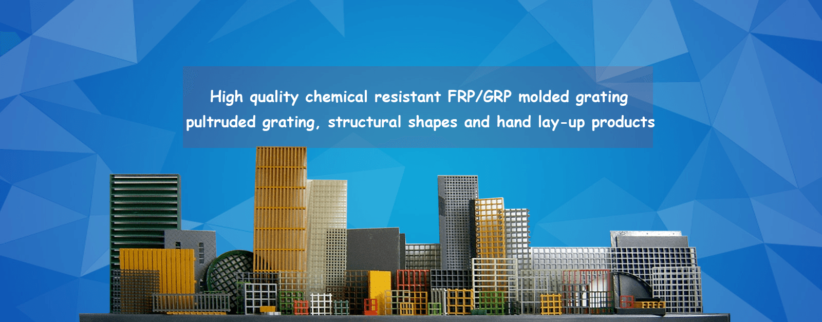 FRP Structural Shapes