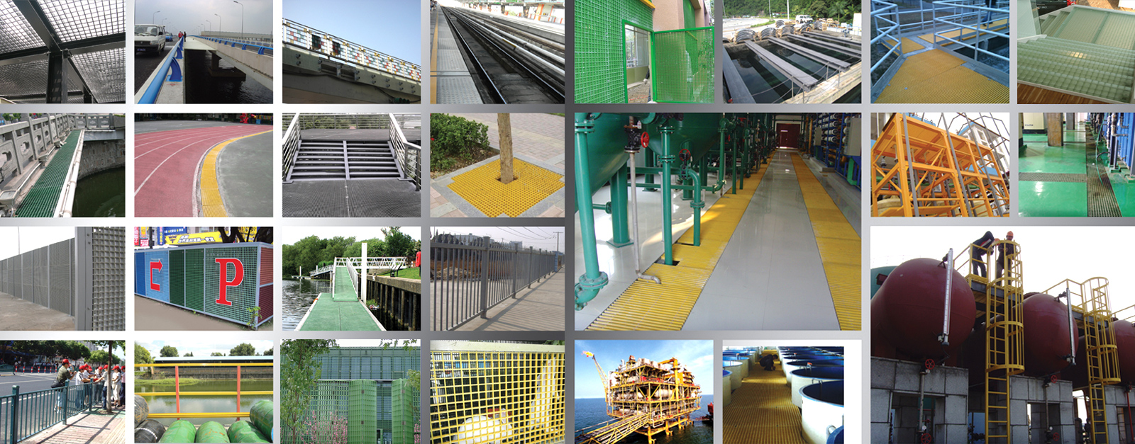 Customized FRP Products