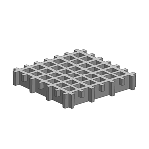 Mini Mesh FRP Grating
