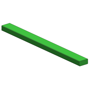 FRP Square Solid Bar