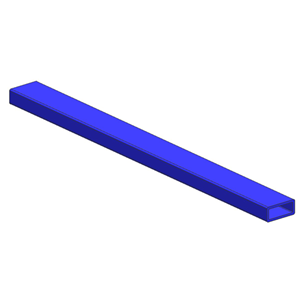 FRP Rectangular Tube