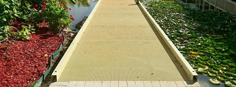 GRP Grid Flooring