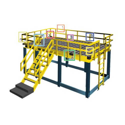 FRP Platform Manufacturers, FRP Platform Factory, Supply FRP Platform