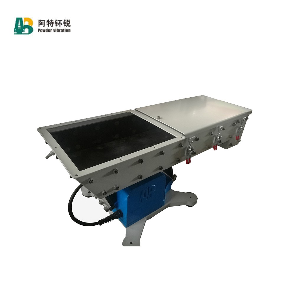 Electromagnetic Vibration Feeder For Carbon Black