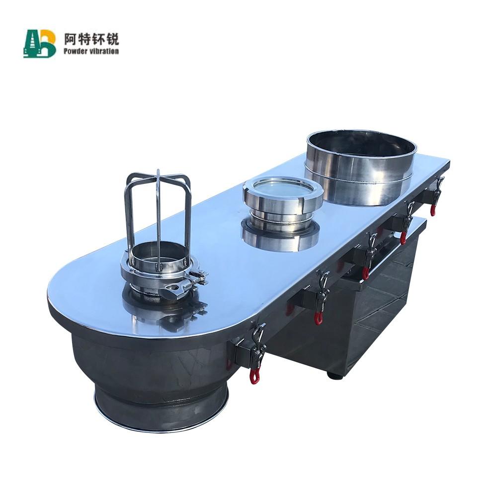 Електромагнитно вибрационно захранващо устройство за дозиране на захар