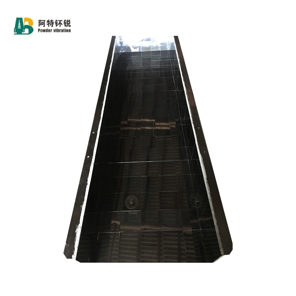 Electromagnetic Vibration Feeder For Polycrystalline Silicon Conveyor
