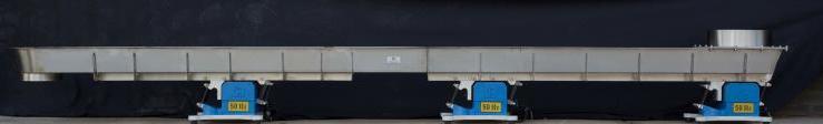 süper uzun konveyör