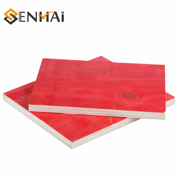 Red Top Plate WBP Glue Building Plywood
