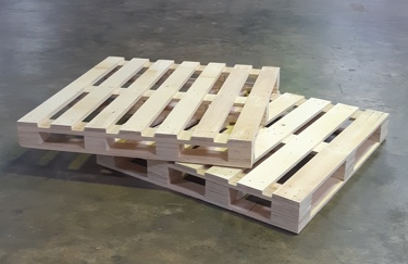 lvl wooden pallet board