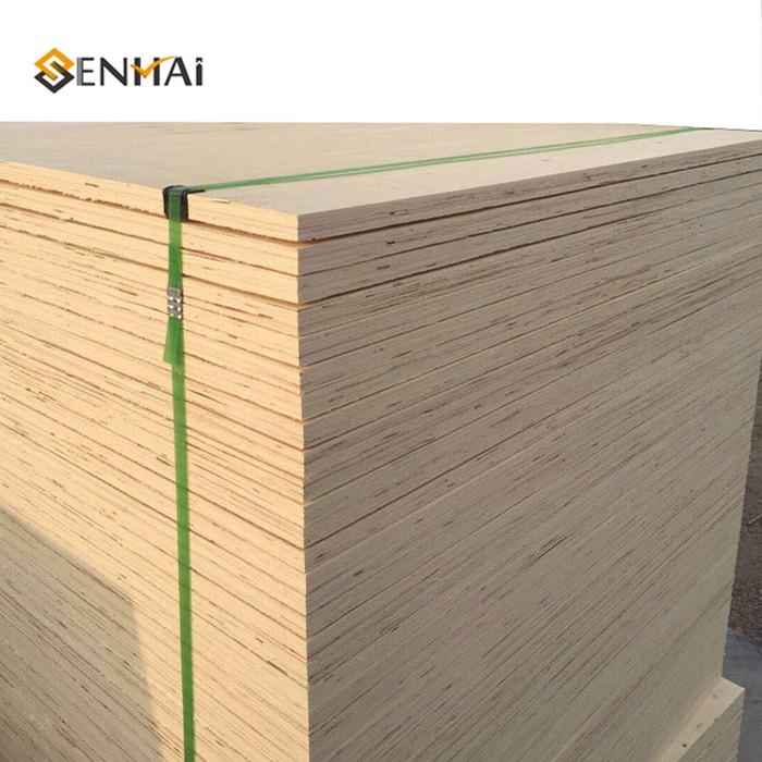 Poplar Packing Plywood Sheets