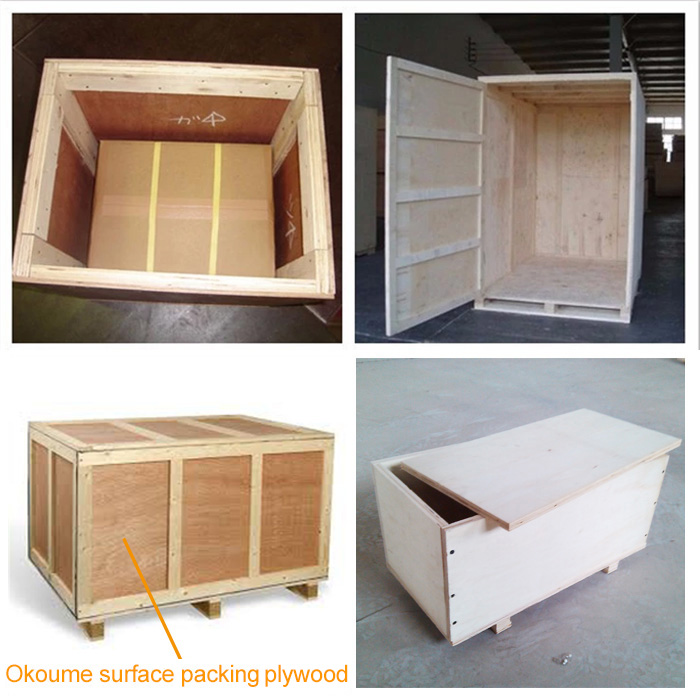 Packing Grade LVL Plywood