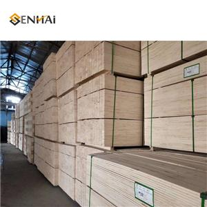 Waterproof Melamine Glue Packing Grade LVL Plywood