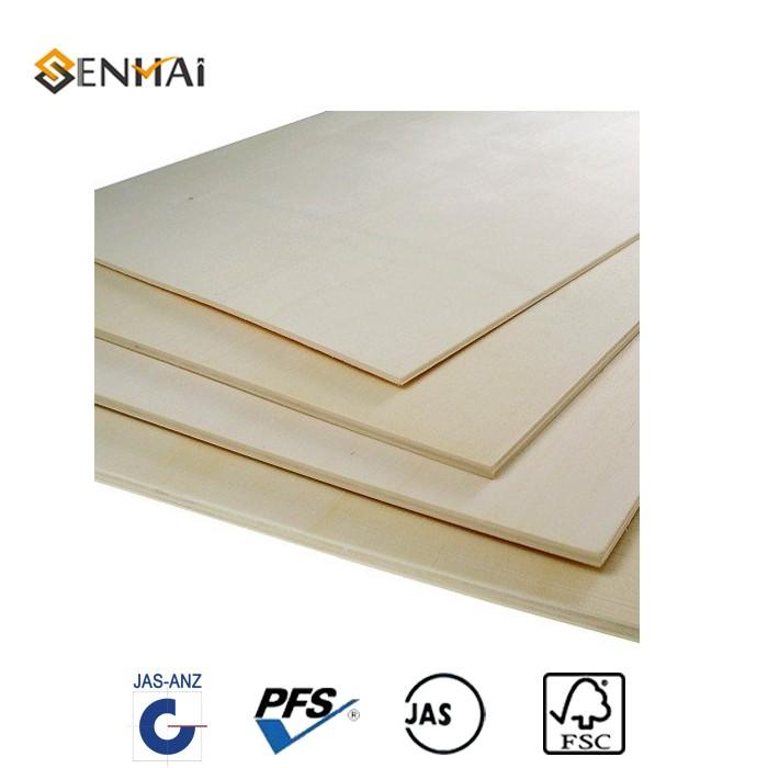 Formaldehyde-free Interior Decoration Plywood
