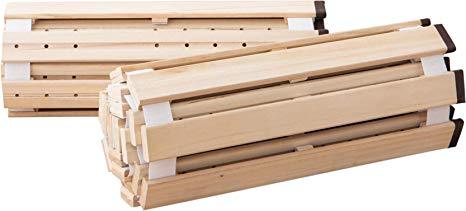 E1 glue bed slats