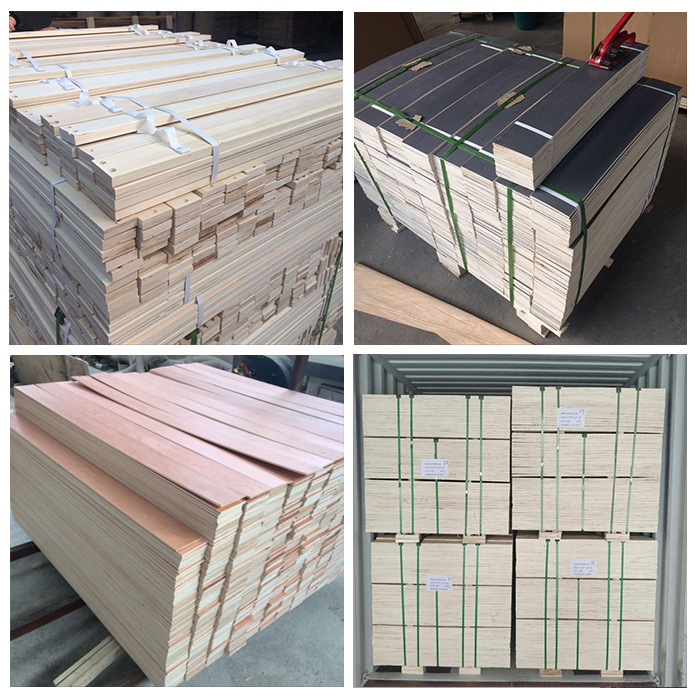 wooden bed parts